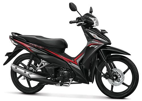 Spesifikasi dan Harga Honda Revo FI