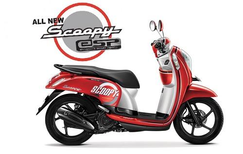 Penjualan Sepeda Motor Honda Pekanbaru Cash dan Kredit