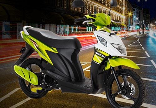 Spesifikasi dan Harga Suzuki Nex FI
