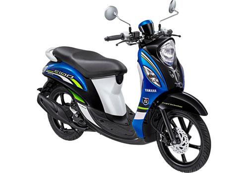 Spesifikasi dan Harga Yamaha Fino FI