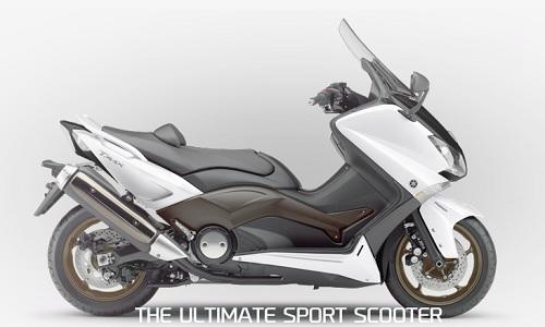 Spesifikasi dan Harga Yamaha Tmax