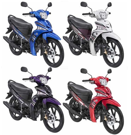 Varian Yamaha Force