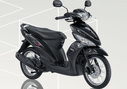 Yamaha Mio J Hitam