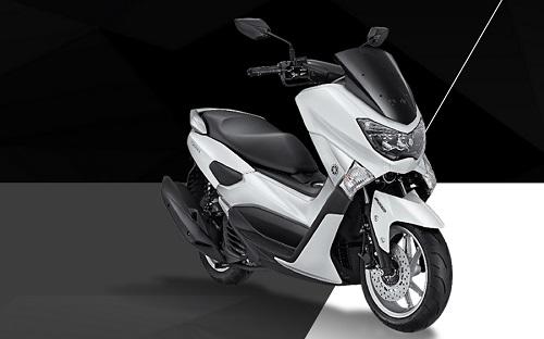 Yamaha NMAX Premier White