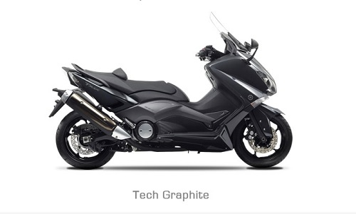 Yamaha Tmax Tech Graphite