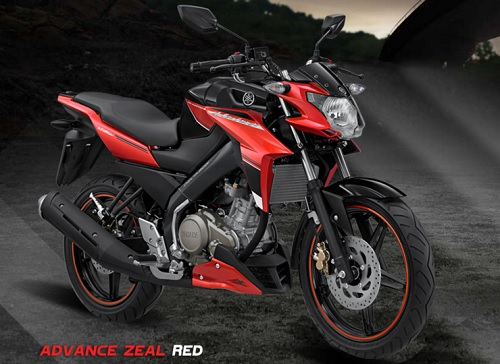Yamaha Vixion Advance Zeal Red