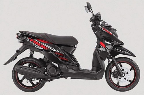 Yamaha X-Ride Advennture Black