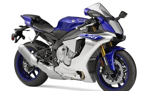 Yamaha YZF R1 Biru