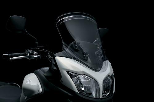Desain Headlamp Suzuki V-Strom 650