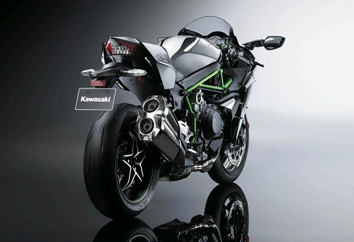 Headlamp Kawasaki Ninja H2