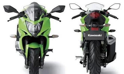 Harga Kawasaki Ninja RR Mono