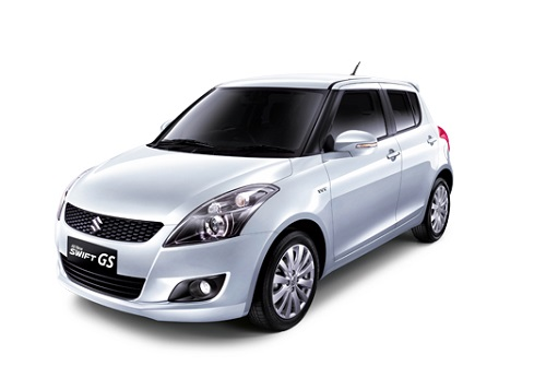 Harga Suzuki All New Swift