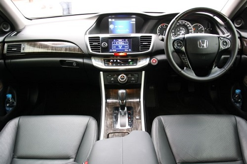 Interior Honda Accord