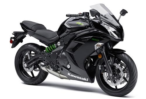 Kawasaki Ninja 650 ABS Hitam