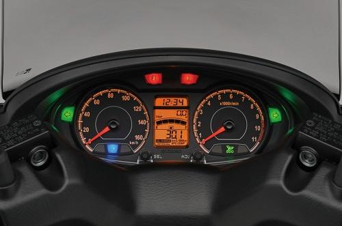 Panel Speedometer Suzuki Burgman 200