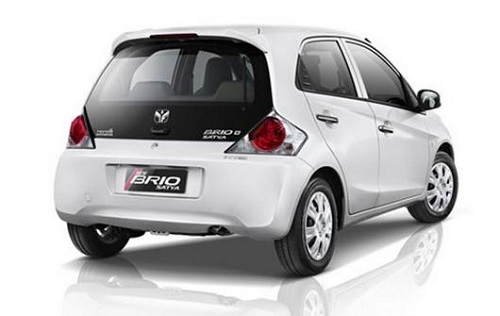 Review Honda Brio