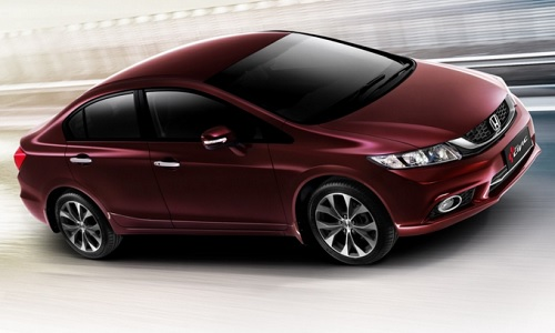 Review Honda Civic