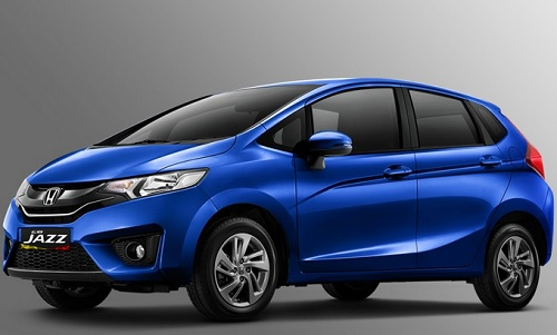 Review Honda Jazz