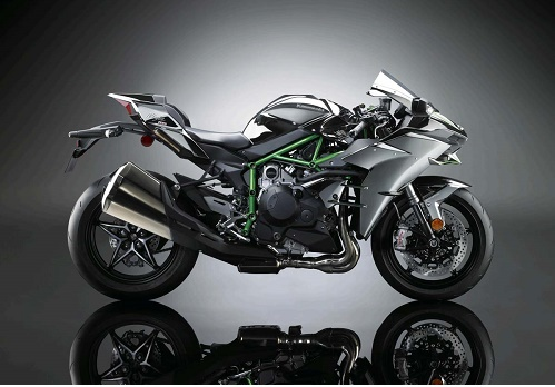 Review Kawasaki Ninja H2