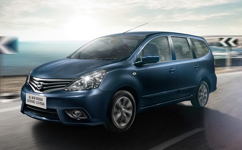 Review Nissan Grand Livina