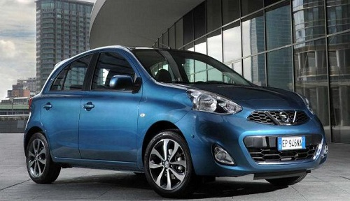 Review Nissan March