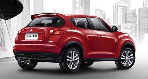 Review Spesifikasi Mobil Nissan Juke