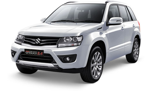 Review Spesifikasi Suzuki Grand Vitara