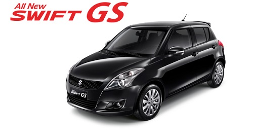 Review Suzuki All New Swift