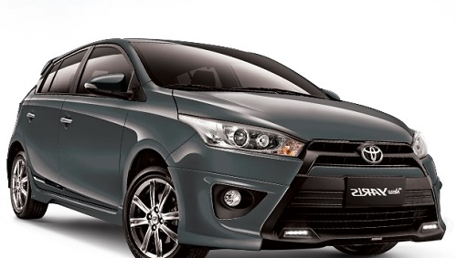 Harga Mobil Toyota All New Yaris Solo