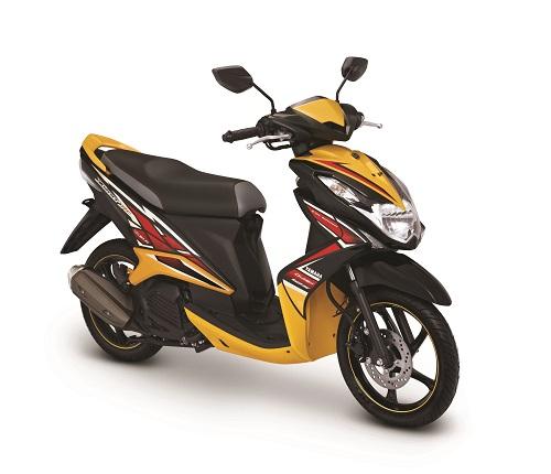 Spesifikasi Dan Harga Yamaha Xeon 125 RC