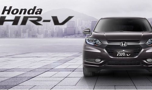 Spesifikasi dan Harga Honda HR-V