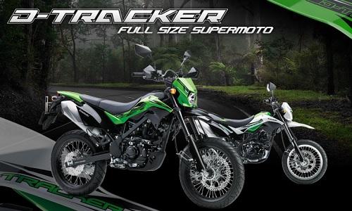 Spesifikasi dan Harga Kawasaki D-Tracker 150