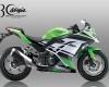 Spesifikasi dan Harga Kawasaki Ninja 300