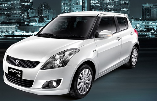 Spesifikasi dan Harga Suzuki All New Swift