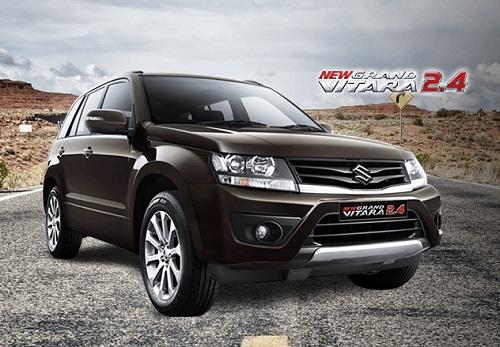 Spesifikasi dan Harga Suzuki Grand Vitara