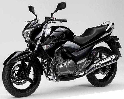 Suzuki Inazuma R Black