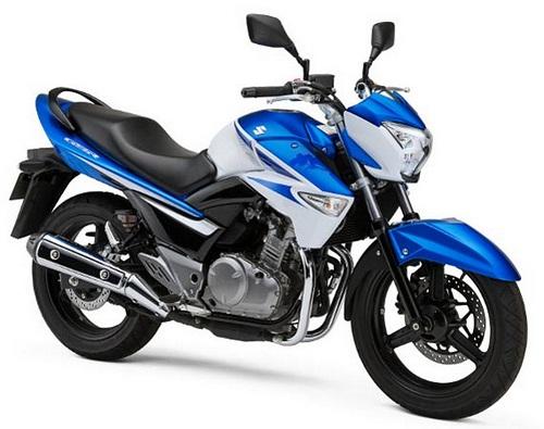 Suzuki Inazuma R Blue White