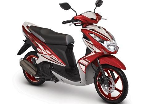 Yamaha Xeon 125 RC Merah