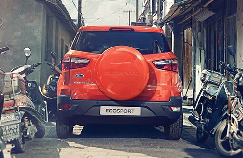 Ford All-New Ecosport
