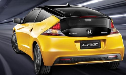 Harga Honda CR-Z