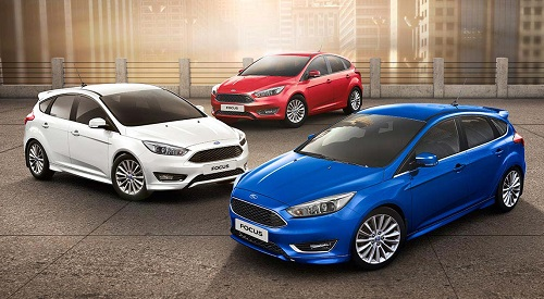 Harga New Ford Focus