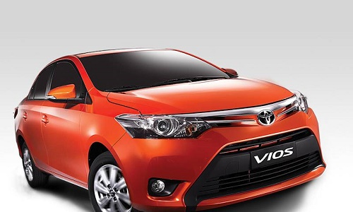 Mobil Toyota All New Vios
