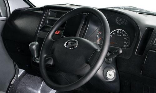 Interior Daihatsu Gran Max Pu