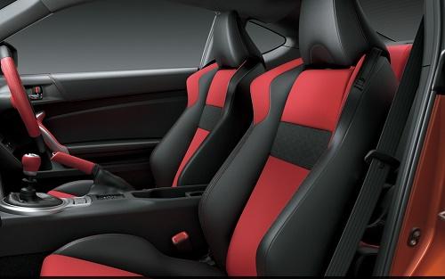 Interior Toyota 86
