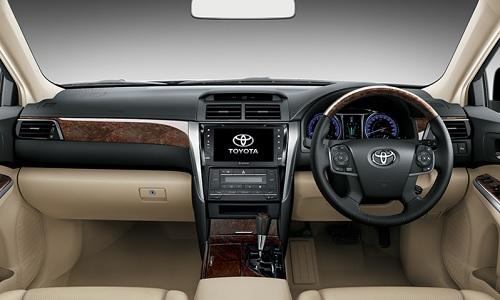 Interior Toyota Campry
