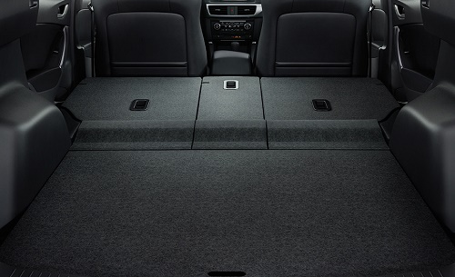 Kabin Mazda CX-5