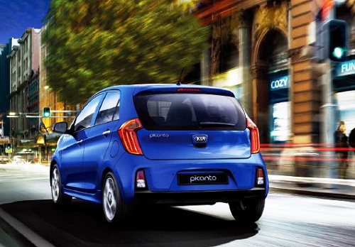Review All New Kia Picanto