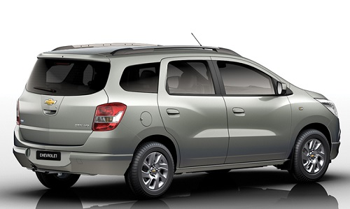 Review Chevrolet Spin