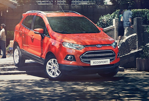 Review Ford Ecosport