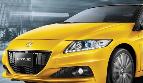 Review Honda CR-Z